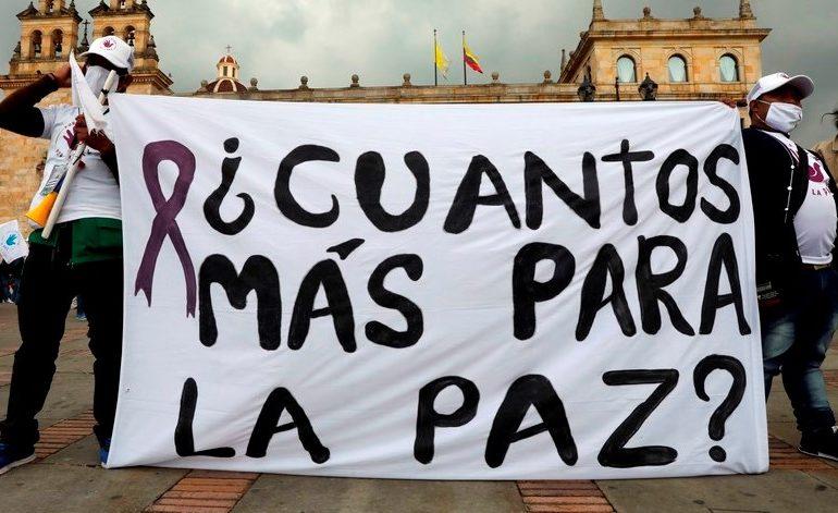 Firmante de Paz Gilberto Samboní fue asesinado en Isnos, Huila