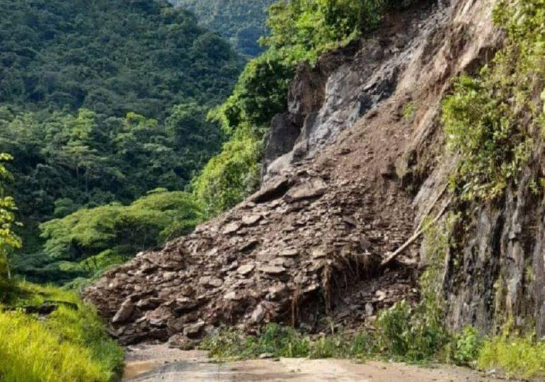 Crisis en Ituango se agrava por nuevos deslizamientos en única vía de acceso