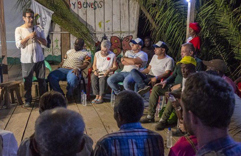 Comunidades expresan desacuerdo con amnistías o indultos y señalan aprendizajes a la CEV luego del diálogo con Uribe Vélez