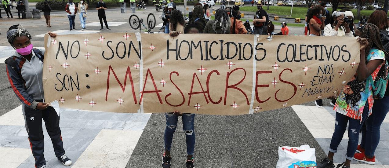 Un joven de 17 años y dos personas más fueron asesinadas en masacre en Quindío