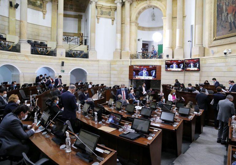 Con 77 votos se aprobó reforma tributaria en el Senado