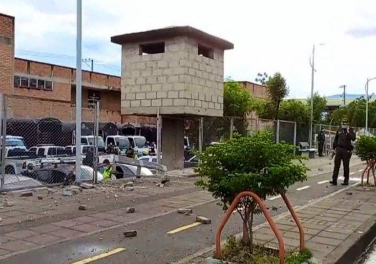 ELN se atribuyó responsabilidad del atentado a la Estación Atalaya en Cúcuta