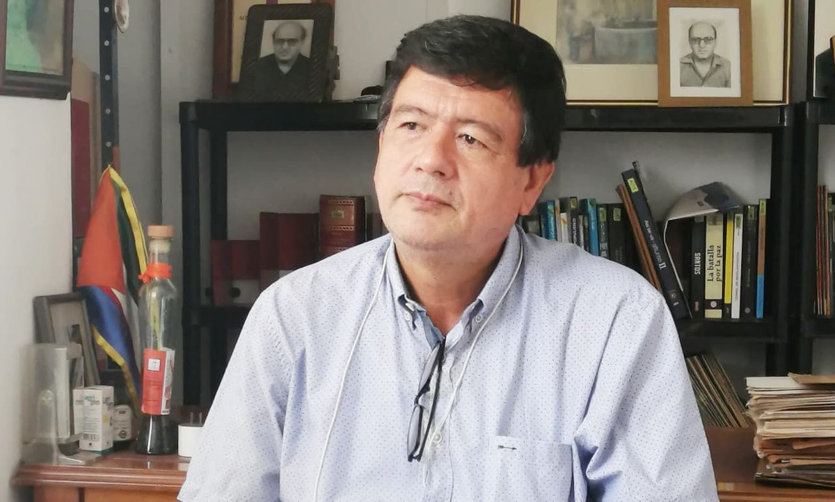 Alberto Tejada es nominado al Premio Nacional de Derechos Humanos