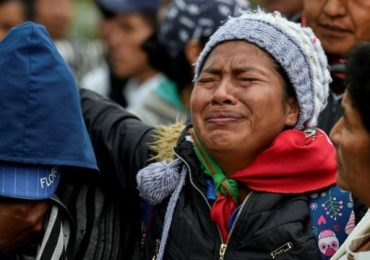 Asesinan a Mayora Ilia Pilcue de 75 años, en Jambaló