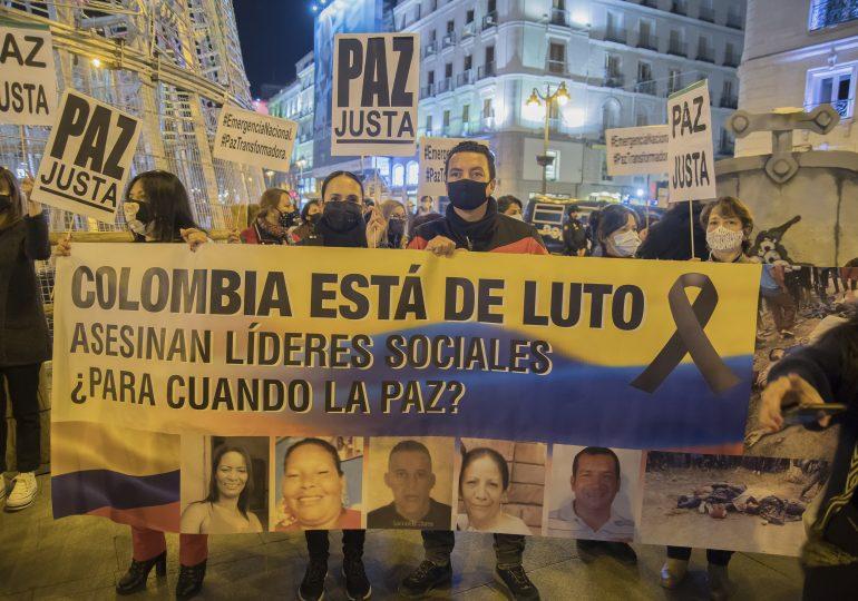 Desde 2016 han sido asesinados 104 líderes y lideresas sociales en Antioquía
