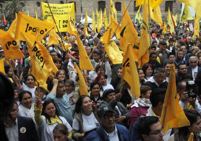 Reiteran amenazas de muerte contra dirigentes del Polo Democrático Alternativo