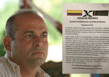 Águilas Negras amenazan a Salvatore Mancuso y a sus abogados
