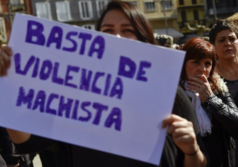 """Violencia machista es catalogada como """"Eurodelito"""""""