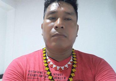 Asesina al líder indígena Dilio Bailarín