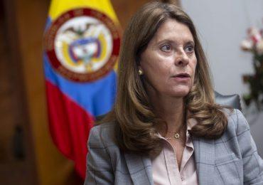 Con abucheos recibieron en EEUU a Marta Lucía Ramírez