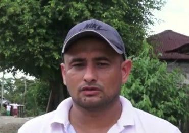 Armados atacaron al hijo de Arnobis Zapata en la puerta de su casa