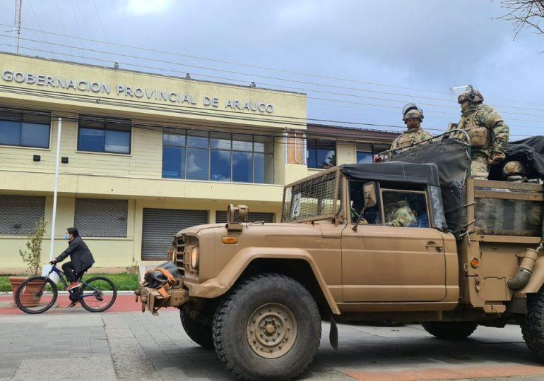 Gobierno de Piñera ordenó militarización de territorios Mapuche