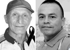 Asesinan a Efrén España y a Luis Alfonso Narváez, lideres en Cauca