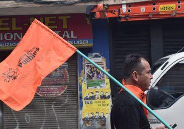 Líder Jimmy Alexander Moreno fue dejado en libertad