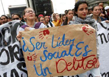 Siguen amenazas contra líderes y lideresas sociales en Tolima