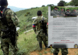 Comunidades de Argelia en riesgo por disputa territorial de grupos armados