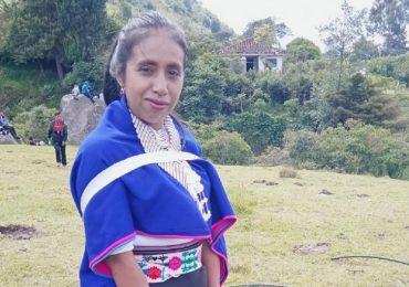 Asesinan a Nazaria Calambas Tunubalá, lideresa del Pueblo Misak
